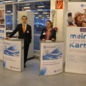 Barclaydcard - Metrostand VISA-Promotion